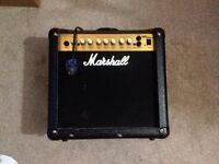 Marshall Electric Guitar Amplifier MG15DFX