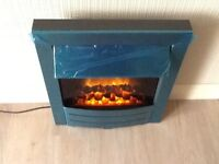 New Coal effect electric fire