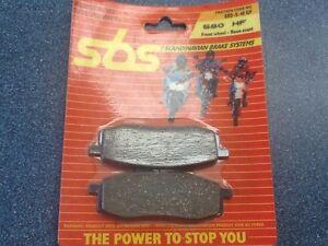 SBS Front Brakes YZ/TT/IT