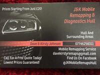 J&K Mobile Remapping & Diagnostics Hull