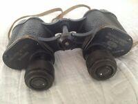 ww2 mk2 prism military binoculars,1943,working fine.
