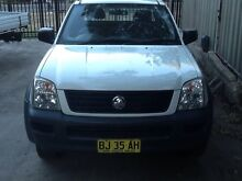 2004 Holden rodeo space cab V6 for sale Bankstown Bankstown Area Preview