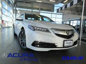 2015 Acura TLX 3.5L SH-AWD Tech