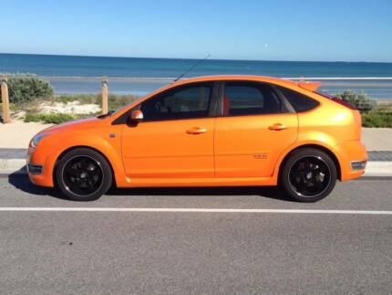 2006 Ford Focus Hatchback Semaphore Park Charles Sturt Area Preview