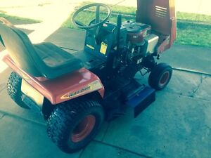 Rover rancher ride on mower Lowood Somerset Area Preview