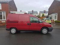 2002 Fiat scudo van // READY TO GO TO WORK £499 //