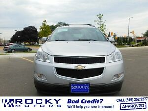 2012 Chevrolet Traverse LT $22,995 PLUS TAX