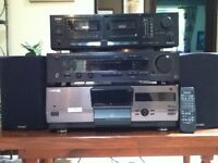Multi channel CD player