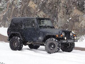 2002 Custom Jeep Wrangler