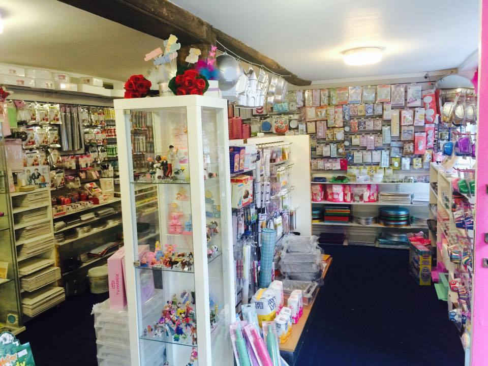 Linzi Marie Cake Supplies & Sweets