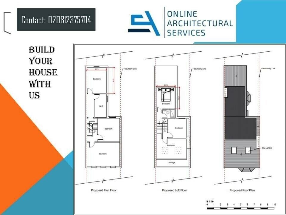 Planning Application from £295