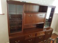 Sideboard display unit - heavily reduced to sell fast