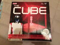 Brand new the cube board game