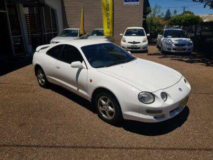 1999 Toyota Celica SX-R 2.2L 4 Cylinder Coupe - Manual