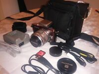 Olympus E-PM1 - body perfect condition (free used lens, camera bag and SDcard)