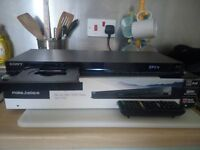 Sony Blu ray Palyer, As New Condition and boxed with remote.