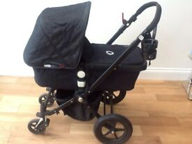 Bugaboo Cameleon 2 Limited Edition - Complete travel System with x 2 car seats.