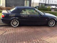 BMW 330Ci Convertible for sale. MOT til March '18