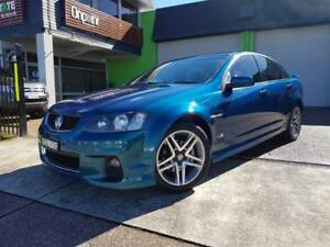 2012 Holden Commodore SV6 VE II 3.6L 6 Cyl Sedan - SPORTS AUTO