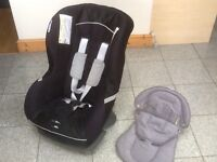 Britax First Class Plus group 0+1 car seat for newborn upto 18kg(to 4yrs)excellent model-washed