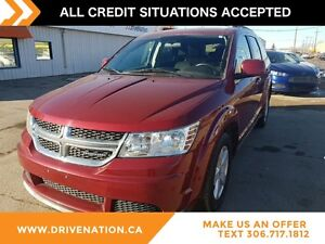 2011 Dodge Journey Canada Value Package LOW KILOMETER SUV!