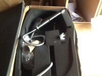 Brand new Unsed kitchen tap with extension hose reduced to clear £35