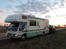 Motorhome - Swap or Deposit North Rothbury Cessnock Area Preview