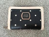 Guess Wallet (Black & Pink)