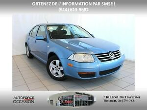 2008 Volkswagen City Jetta COMFORTLINE 5 SPEED AC WELL EQUIPPED  West Island Greater Montréal image 1