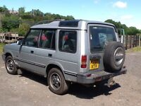 300tdi Landrover discovery automatic