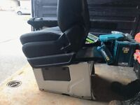 Mercedes sprinter seat with base