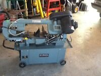 King Industrial Bandsaw/Hacksaw for Sale*