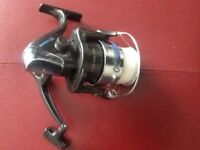 Shakespeare tidewater70 front drag fishing reel