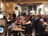Award-winning restaurant seeks vegan kitchen assistant - Accomodation option