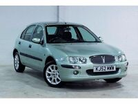 * 2003 Rover 25 1.4i Spirit S - Low Mileage - Full Service History - 12 Months MOT *