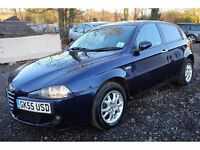 2005/55 Alfa Romeo 1.6i T Spark Lusso - Beautiful Example with Full Service History!