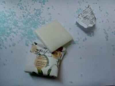 Flug Reise größe kosmetik für Reise & Handgepäck von Naturals 15 g Seife - Klar Naturals Seife