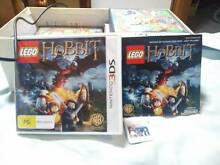 LEGO The Hobbit Nintendo 3DS Game + Case + Instruction Mawson Lakes Salisbury Area Preview