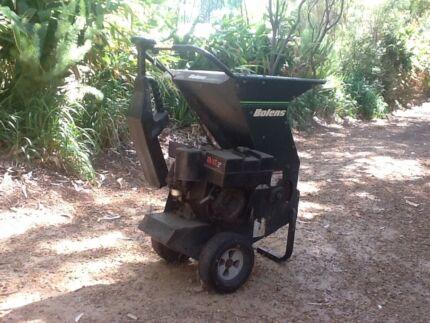 Garden mulcher