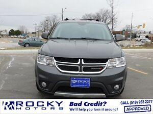 2014 Dodge Journey R/T $23,995 PLUS TAX