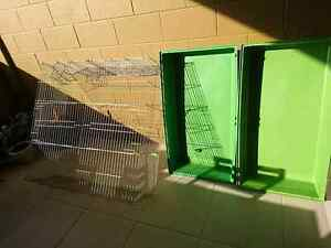 Wanted: rabbit hutch. Rosebery Palmerston Area Preview