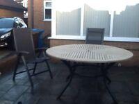 Full set of Garden Furniture