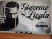 EXPIERENCED BARBER WANTED