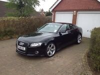 ** Audi A5. Immaculate condition, low mileage Sport Coupe 2.0TDI 170ps 6 speed manual**