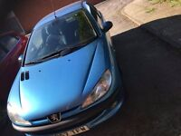 A comfortable nippy little car with low mileage