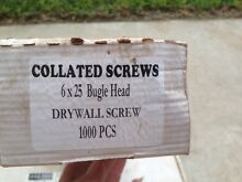 Collated screws Drewvale Brisbane South West Preview