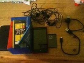 Nokia Lumia 520 + accesories