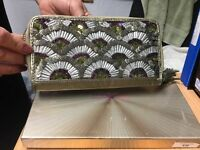 Butterfly by Michael Williamson purse