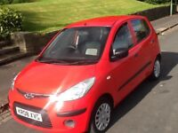 2008 HYUNDAI I10 CLASSIC 5 DOOR 1.1 WITH FULL SERVICE HISTORY