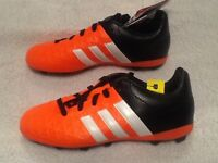 Boys adidas Ace football boots size 11 new in box